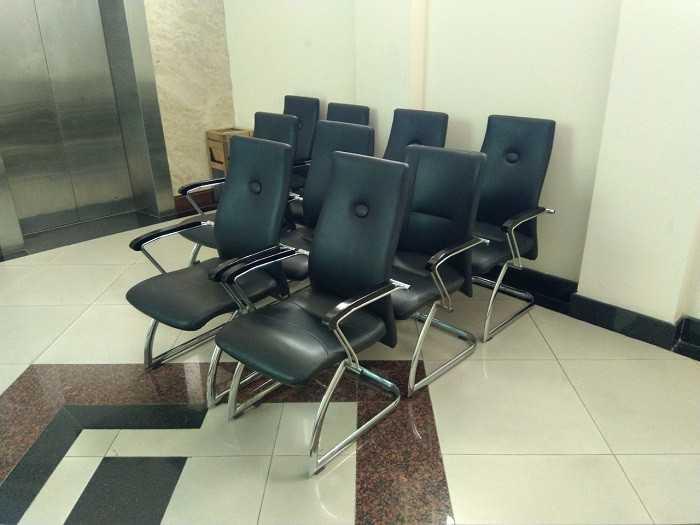 Ghế chân quỳ văn phòng thanh lý giá rẻ