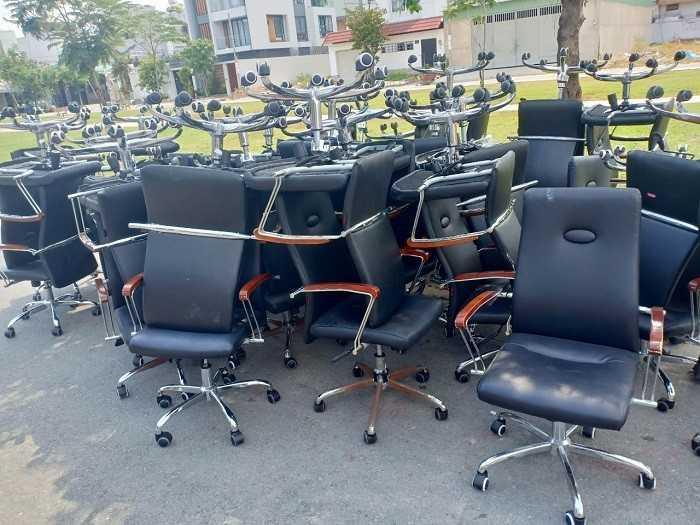 Mua bán ghế văn phòng thanh lý giá rẻ tại TpHCM