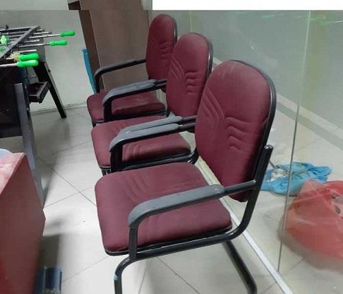 Ghế chân quỳ phòng họp thanh lý giá rẻ