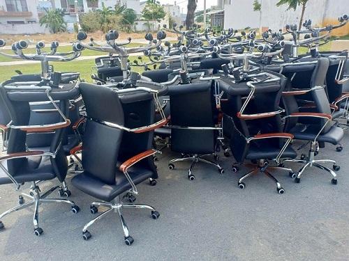 Ghế xoay văn phòng cũ giá rẻ tại TPHCM