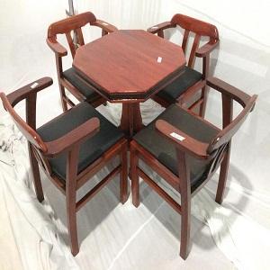 Bàn ghế cafe thanh lý giá rẻ TPHCM