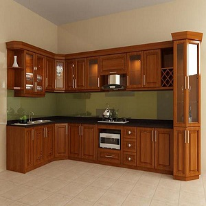 Tủ bếp cũ giá rẻ tại TPHCM