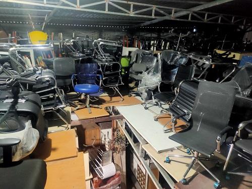 Đơn vị thanh lý ghế văn phòng giá rẻ tphcm