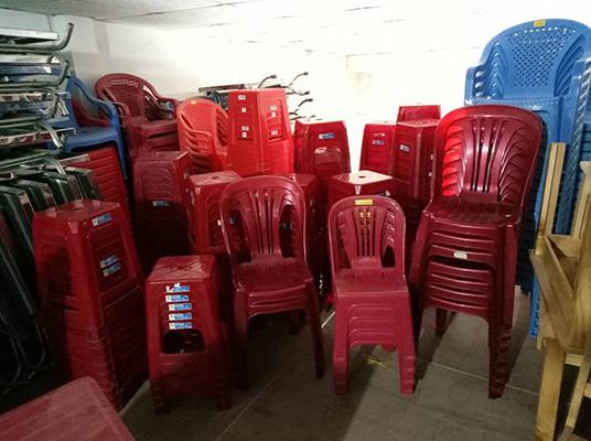 bàn ghế nhựa thanh lý giá rẻ tại Thanhlytot