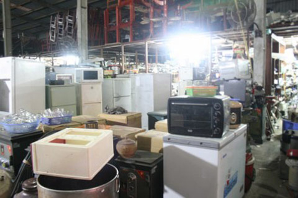 thu mua đồ gia dụng cũ tại TPHCM