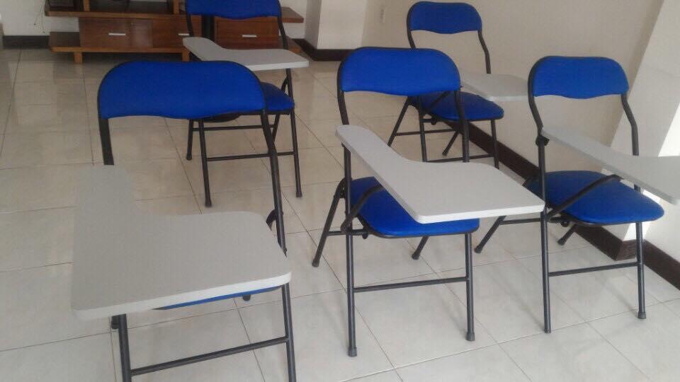 Ghế liền bàn cũ thanh lý giá rẻ tại thanhlytot.com