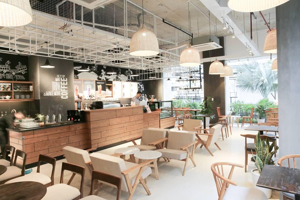 Thu mua đồ nội thất quán cafe cũ giá cao tại TPHCM