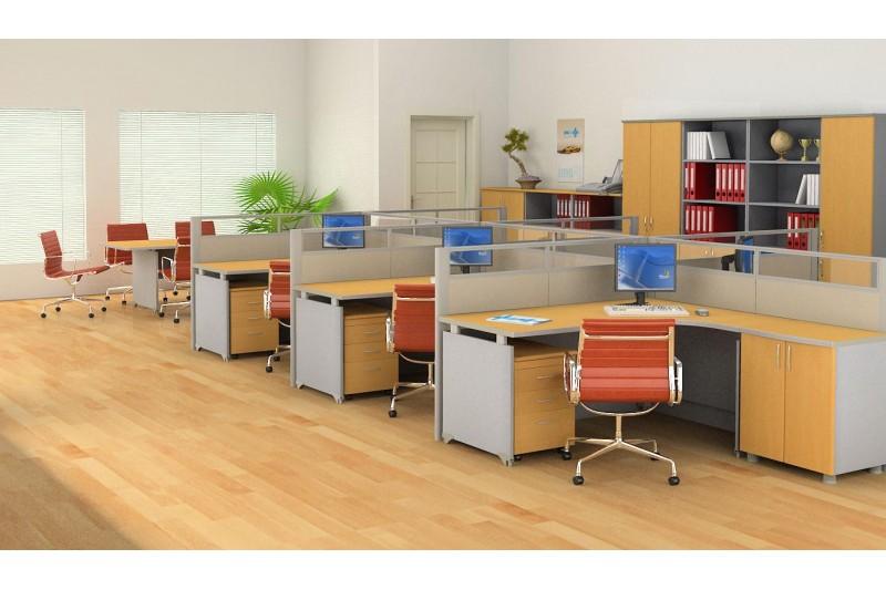 Bàn ghế văn phòng cũ chất lượng giá rẻ tại TPHCM