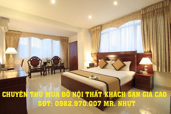 thu mua đồ nội thất khách sạn giá cao tại TPHCM
