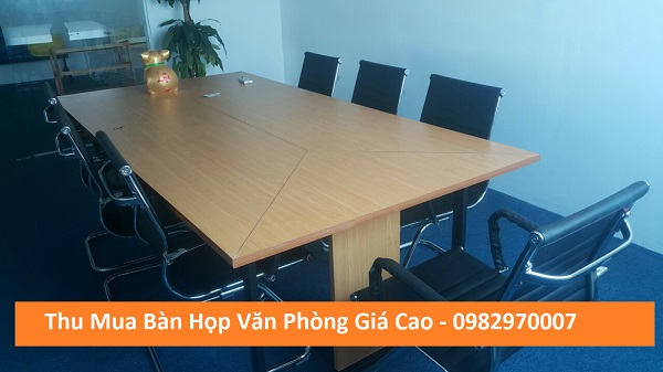 Thanh lý bàn họp văn phòng giá rẻ tại Thanhlytot